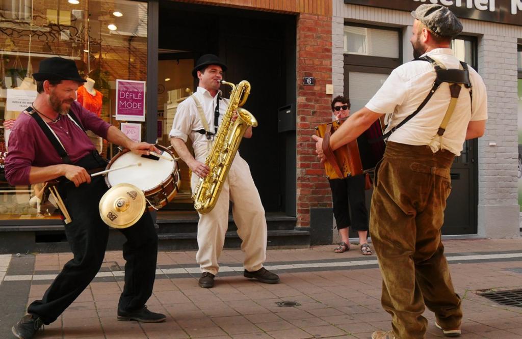 La Fête de la Musique à Hazebrouck
