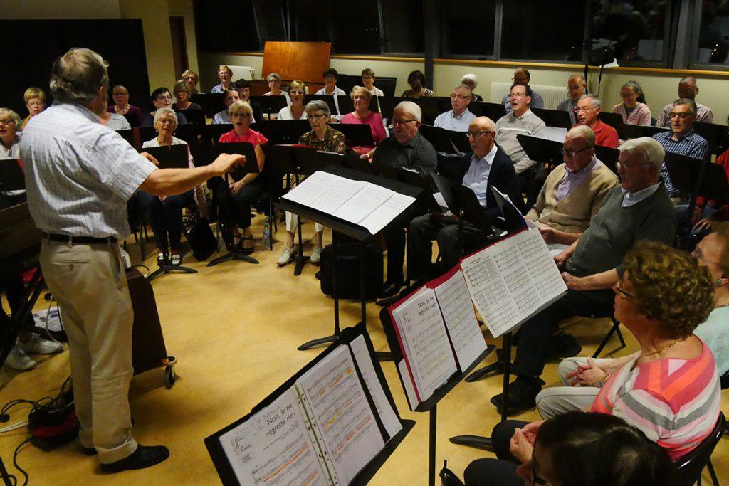 La chorale Chante Flandre fête ses 70 ans en chanson !