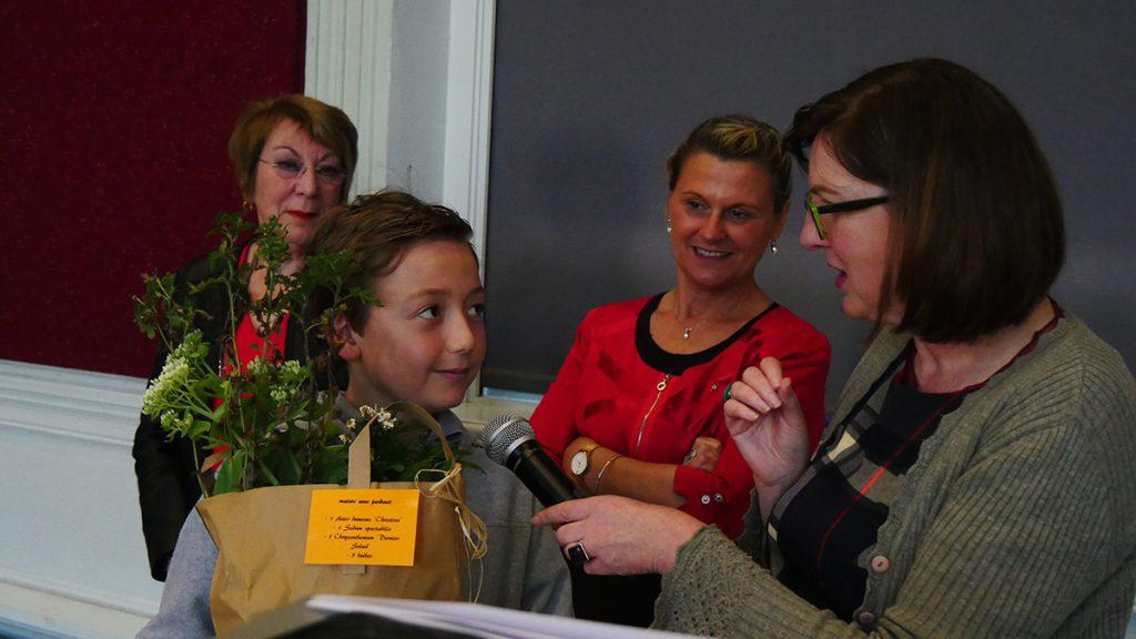 Les participants du Label des maisons fleuries 2017 récompensés