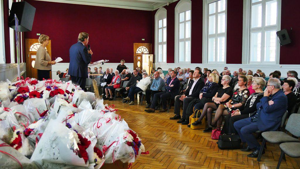 Les participants du Label des maisons fleuries 2018 récompensés