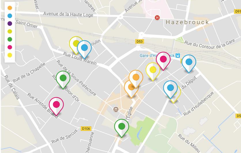 Citoyenneté numérique : ville-hazebrouck.consultvox.fr