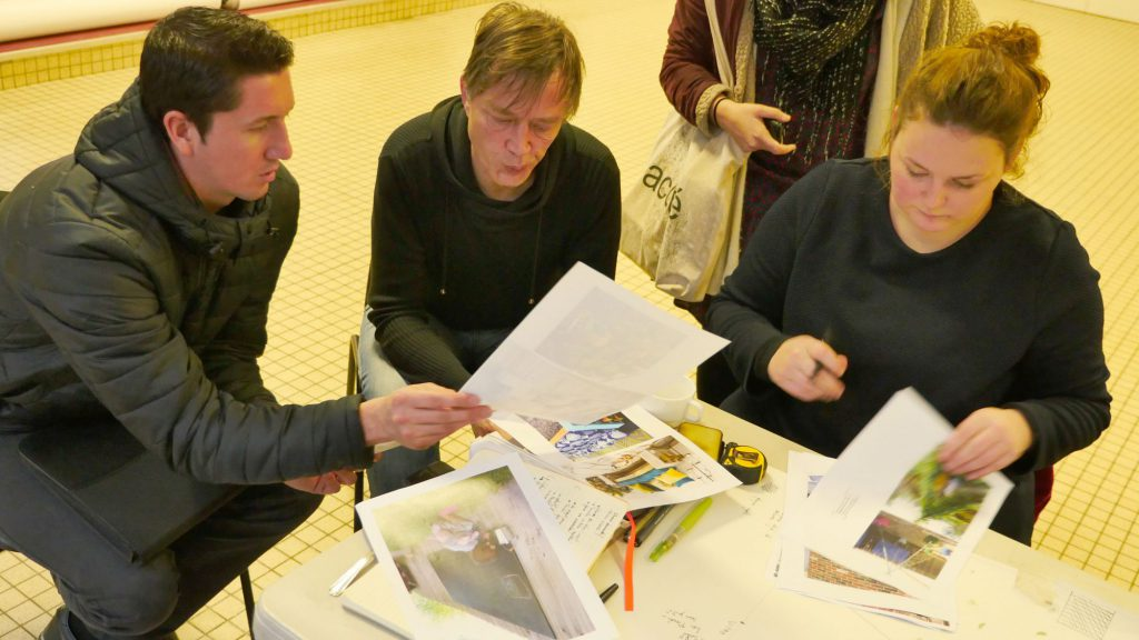 Cinq chantiers participatifs soutenus par la Ville