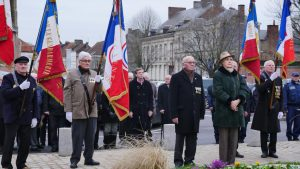 Commémoration de la guerre d'Algérie