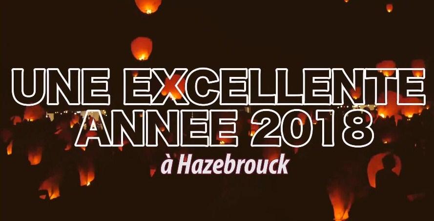 Revivez en images l'année 2017 à Hazebrouck