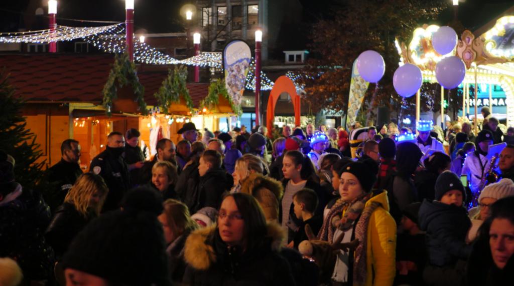 Le village de Noël est ouvert à Hazebrouck !