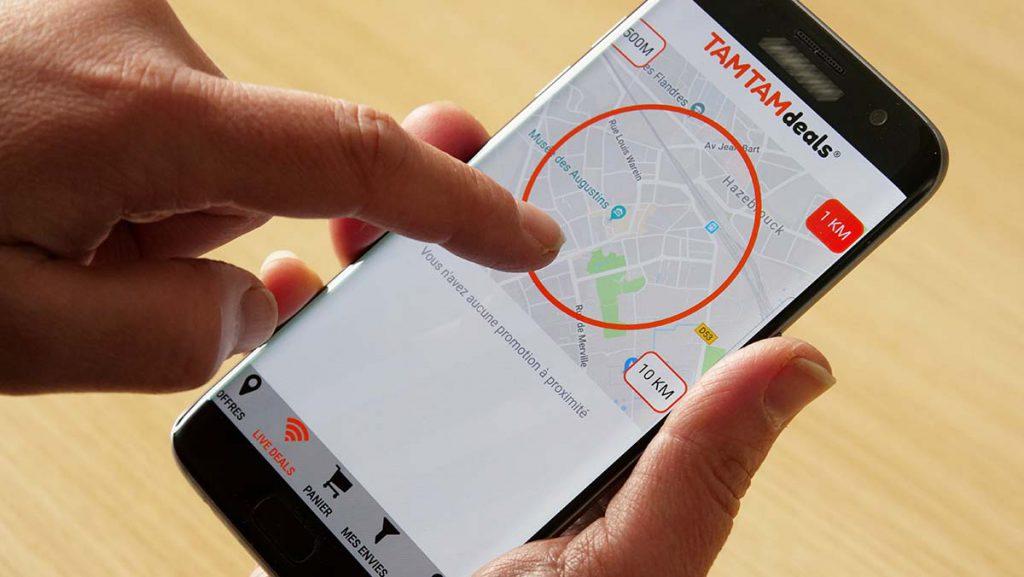 L'offre numérique TamTam Deals : les bons plans des commerçants !