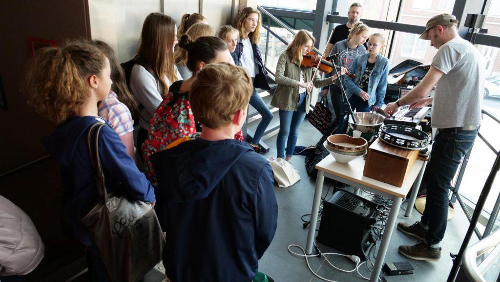 Portes ouvertes de l'école municipale de musique