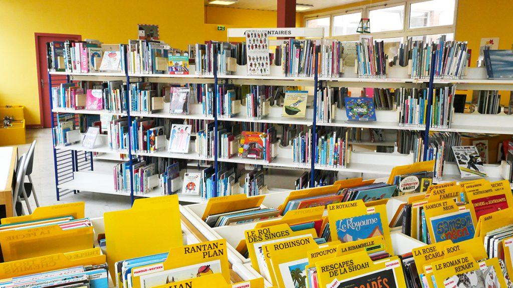 Cet été à la bibliothèque municipale, c'est doublé