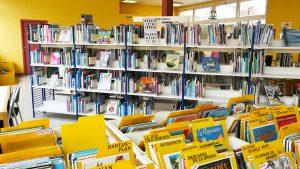 Réouverture progressive de la bibliothèque municipale