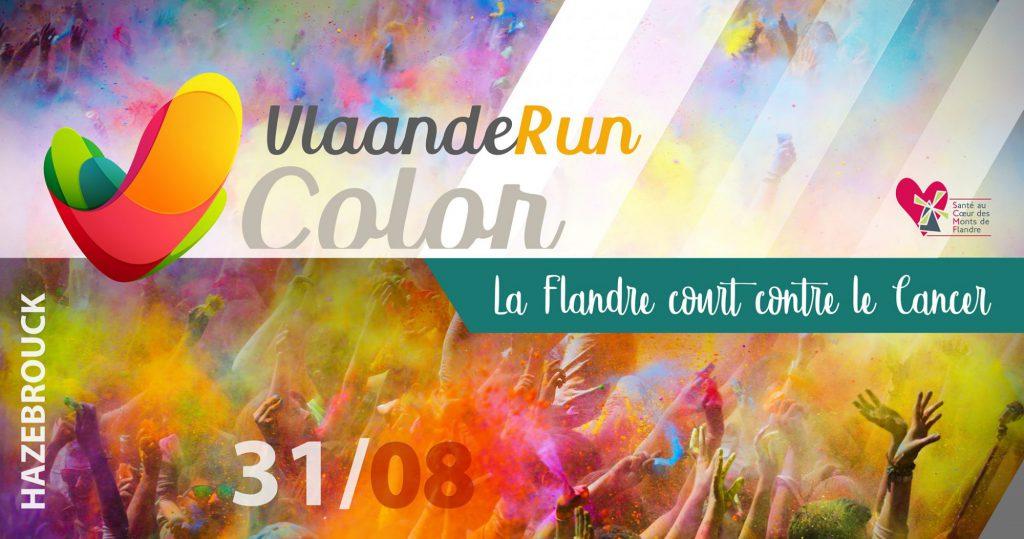 VlaandeRun'Color, la Flandre court contre le cancer
