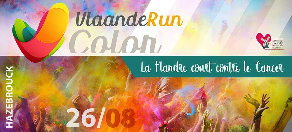 Vlaande Run Color – Et vous ? Quelle est votre couleur préférée ?