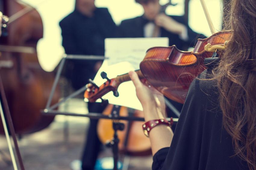 Concert de musique d'ensemble