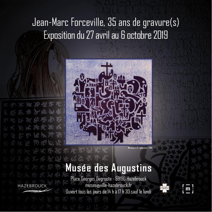 Exposition : « Jean-Marc Forceville : 35 ans de gravure(s)  »