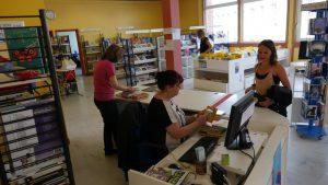 Samedi 04/08 : bibliothèque fermée. Perturbations des déclarations à l'État Civil.