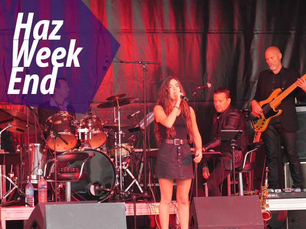 HazWeekEnd du 21 au 23 septembre