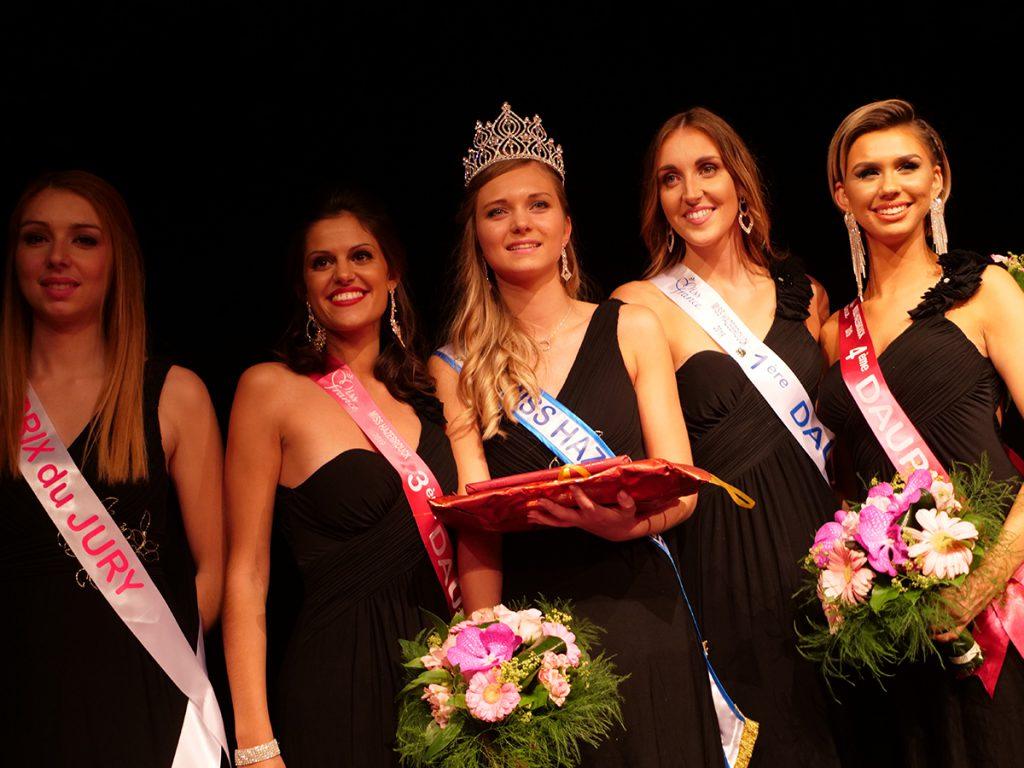 Laurine Dhainaut, élue Miss Hazebrouck 2019