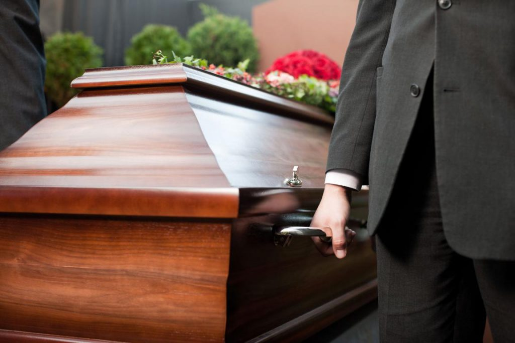 Demande d'acte de décès