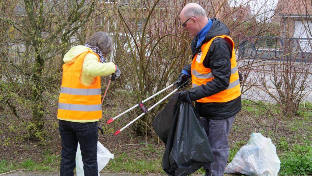 Hauts de France Propres : plus de 800 kg de déchets collectés