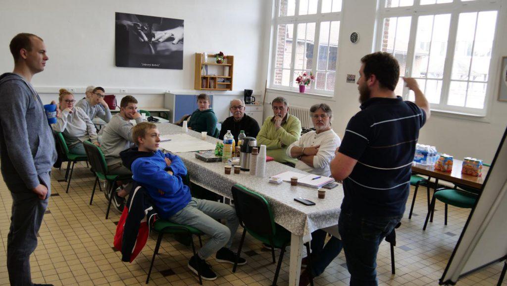 Participez à la création de la Fresque participative rue du Biest