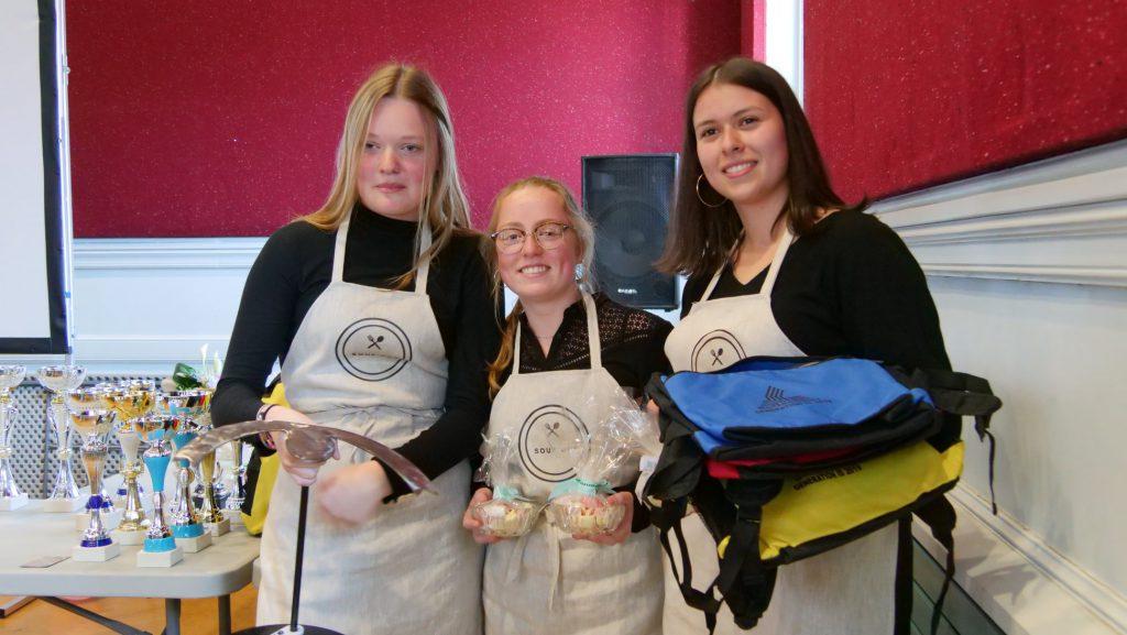 Le projet «Soup'on» remporte le premier prix de Génération ID