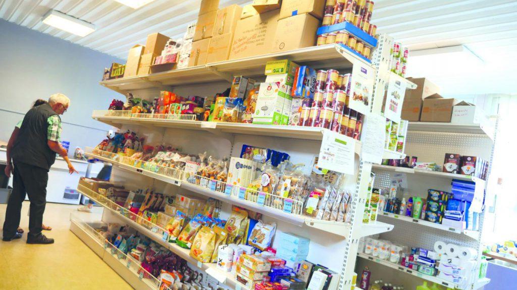 Épicerie sociale : une bénévole vous en parle !