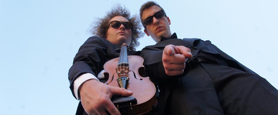 «WOK AND WOLL», deux musiciens (re)visitent le monde