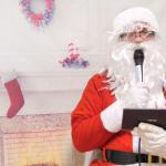 🎄 La chaise à questions avec le Père Noël