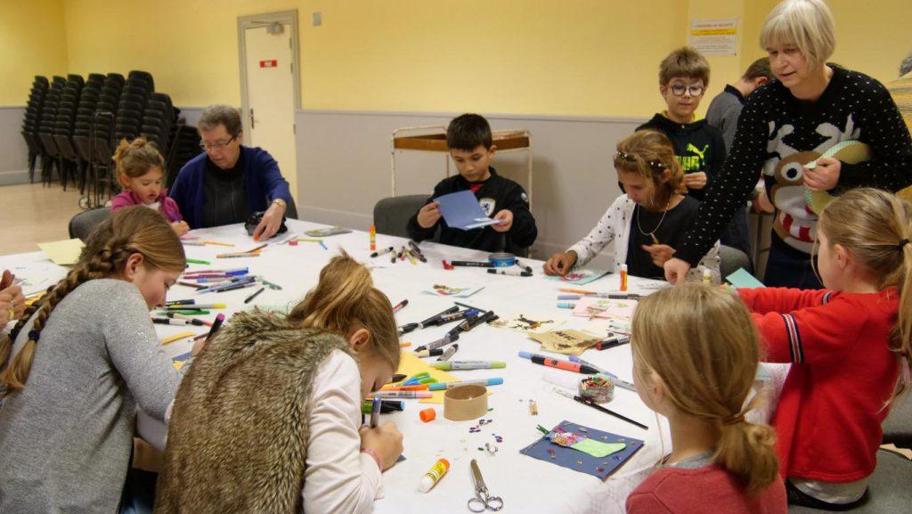 Atelier au musée : «comme Pénélope réalise ton tissage»