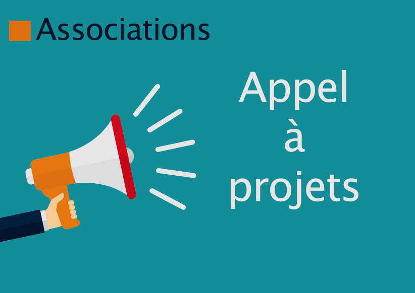 Appel à projet 2020 auprès des associations