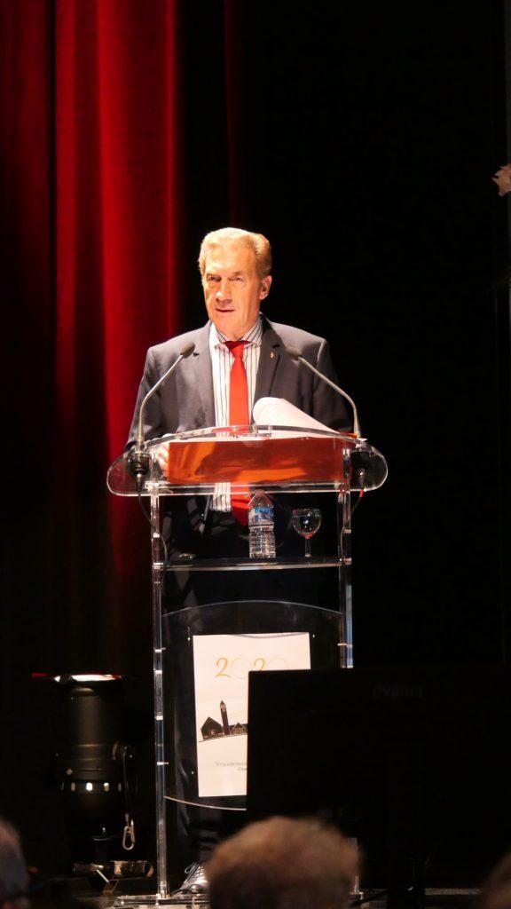 Discours des voeux du Maire 2020