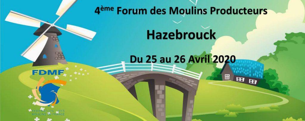 4ème Forum des Moulins Producteurs
