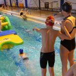 Crêpes party à la piscine