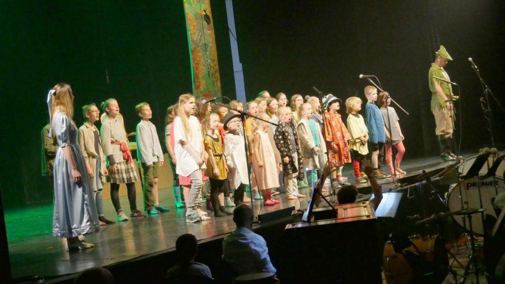 Un opéra autour du Magicien d'Oz