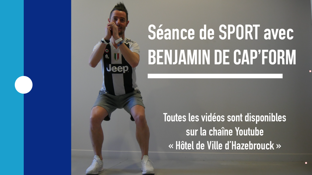 Sport en confinement #2