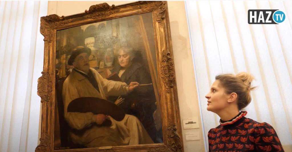 Dans les secrets du musée #1