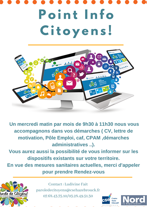 Point info citoyens