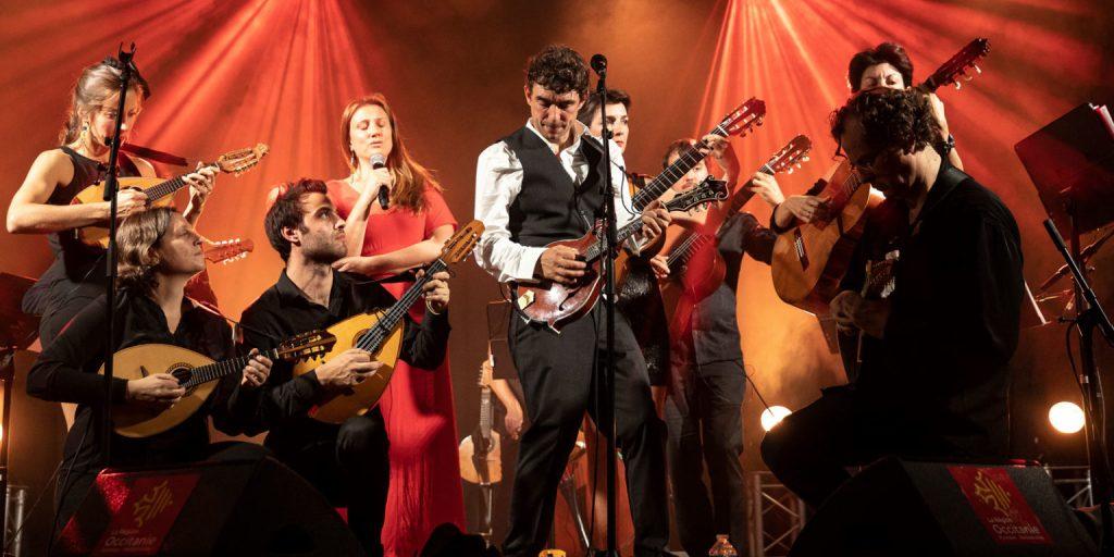 Concert «Feloche and the mandoline orchestra»
