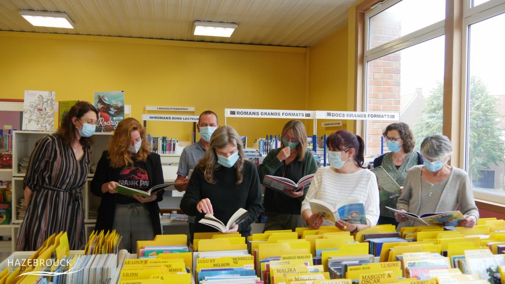 Bibliothèque municipale : trois bonnes nouvelles pour la rentrée