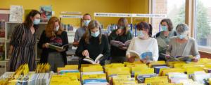La bibliothèque intègre le réseau intercommunal