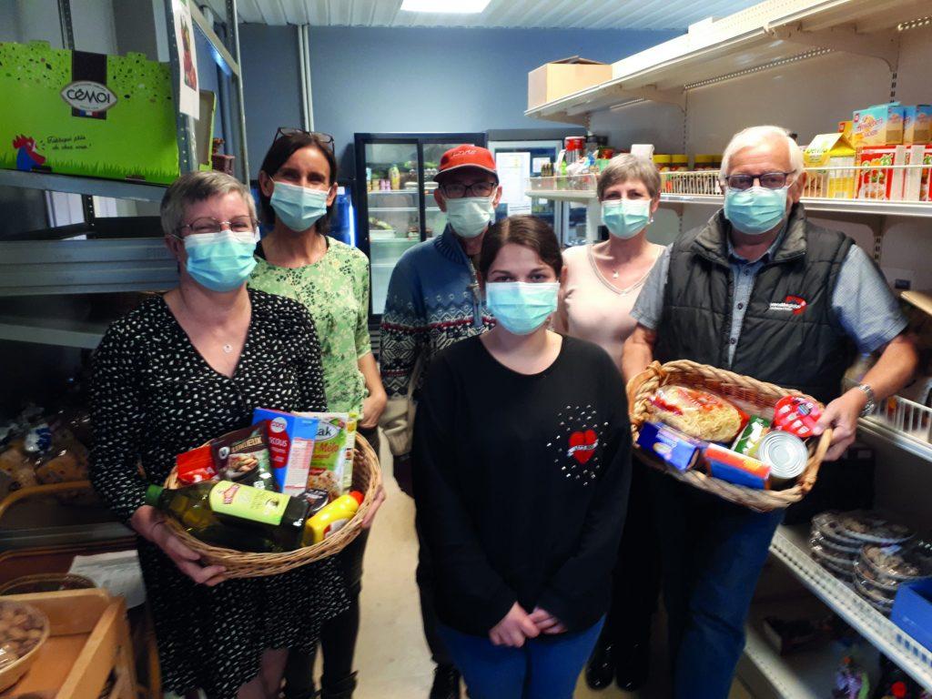 Devenez bénévole à l'épicerie sociale !