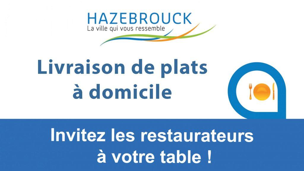 Invitez les restaurateurs à votre table !