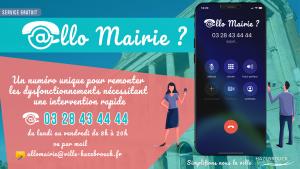 Service Allô Mairie