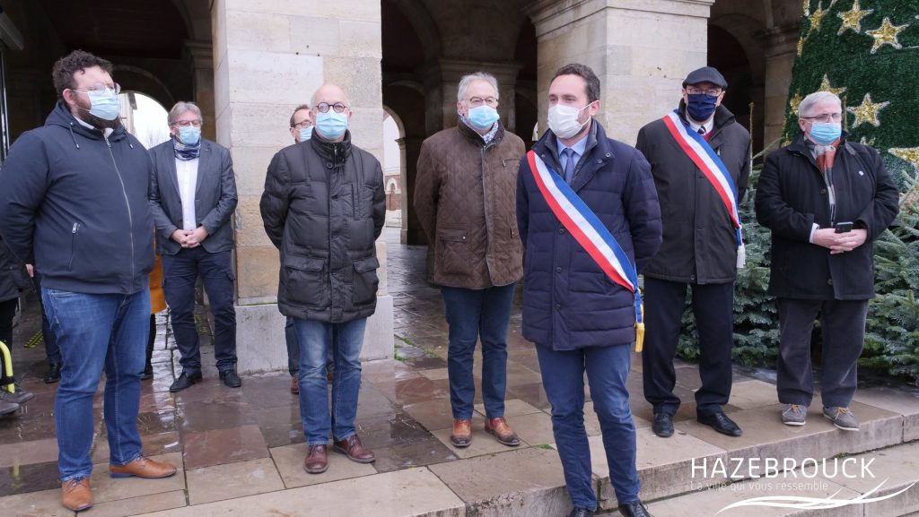 Hommage national à Valéry Giscard d'Estaing