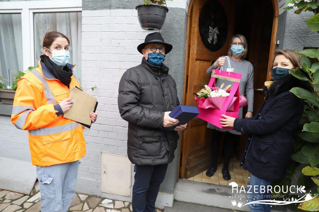 Label Maisons fleuries 2020 : des fleurs en plein hiver