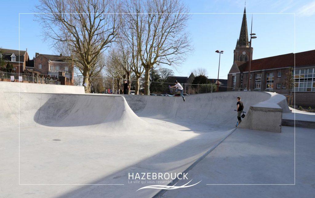 Skate Park : ouvert sur inscription