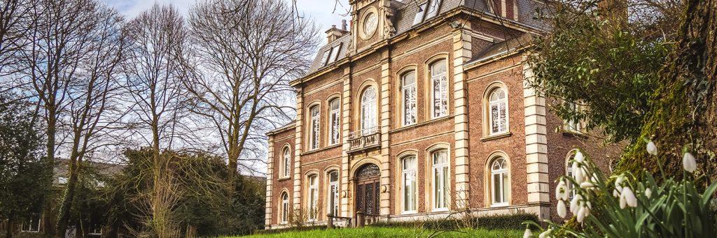 Le parc du Château de l'Orme