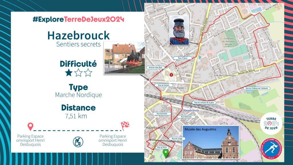 Terre de Jeux 2024 : Explore le territoire d'Hazebrouck !