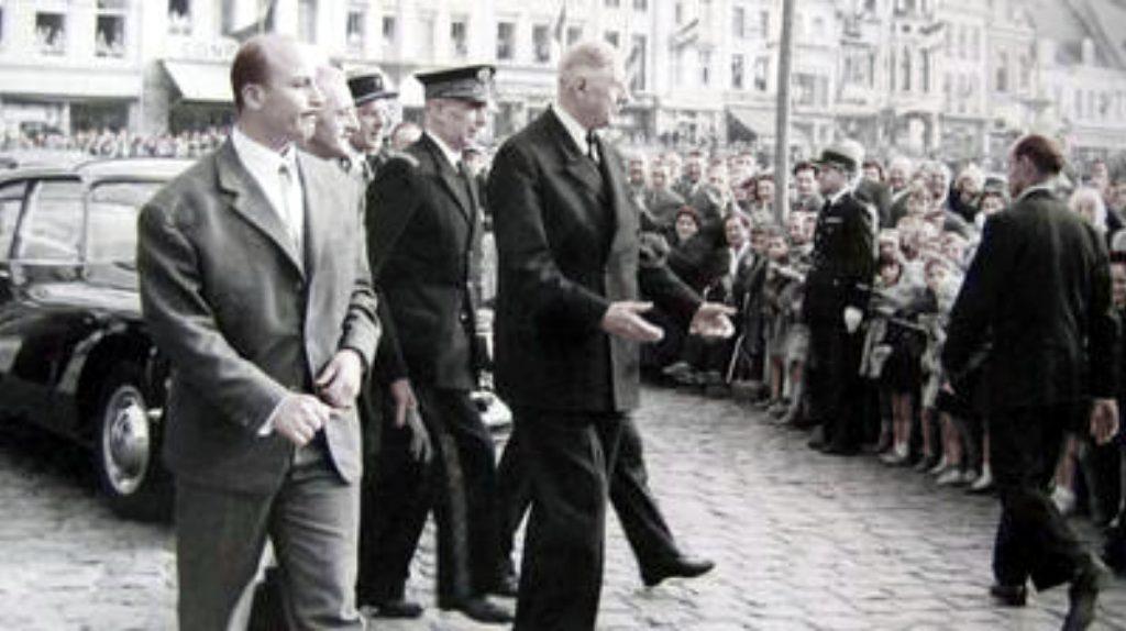 « Le Général de Gaulle dans notre quartier »