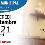 Conseil municipal du 29 septembre 2021