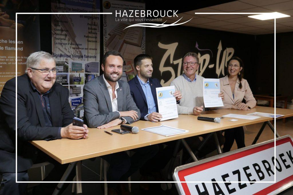 La Ville s'engage en faveur de la préservation de la langue flamande